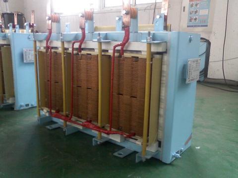 SH15非晶合金干式变压器