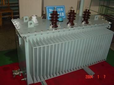 SH15非晶合金变压器