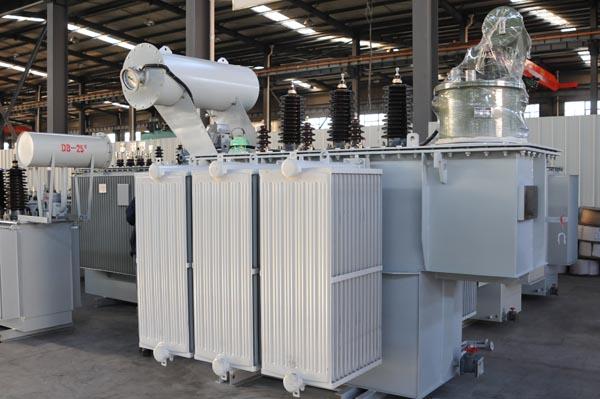 35千伏油浸式变压器